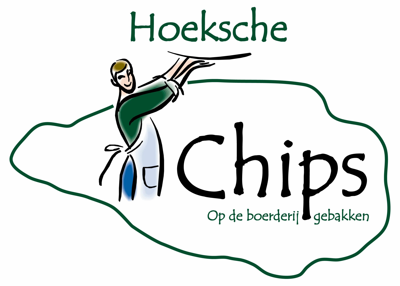 Hoeksche Chips logo transparant