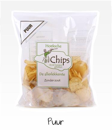 Hoeksche Chips Puur